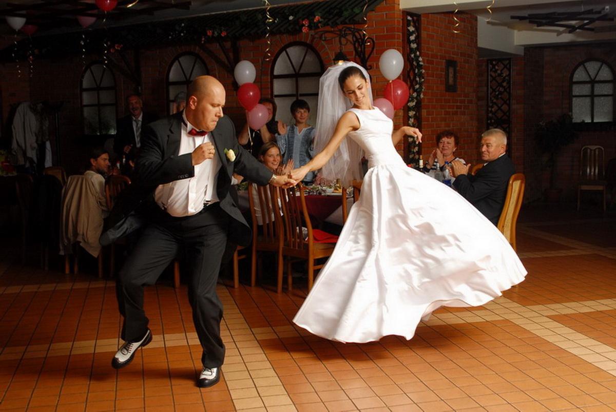 Первый свадебный танец для молодых