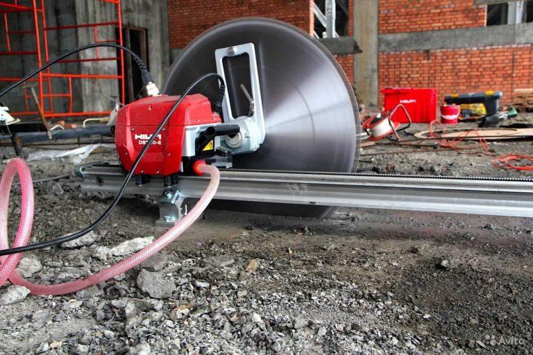 Почему при алмазном бурении и резке бетона важно применять специальные инструменты?