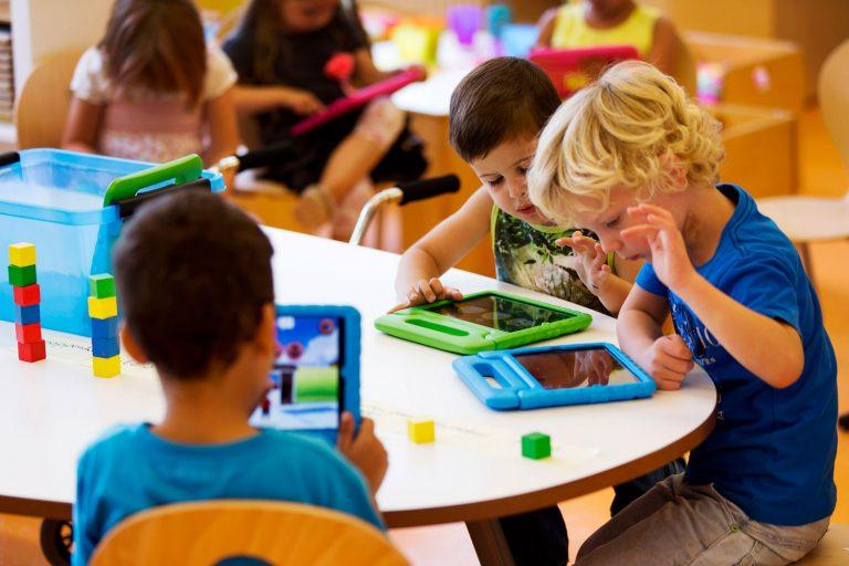 Дошкольное образование и частный детский сад (Киев)