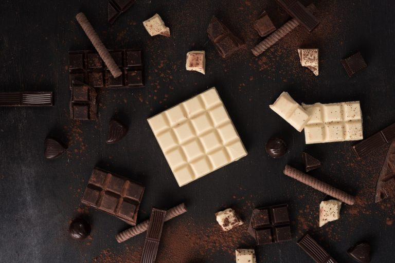 Шоколад белый callebaut – сладкий шедевр